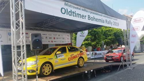 FIVA Oldtimer Bohemia Rally 2019