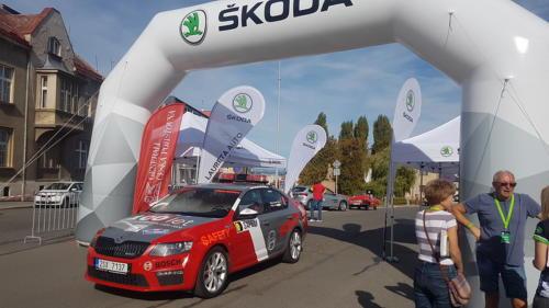 FIVA Oldtimer Bohemia Rally 2020