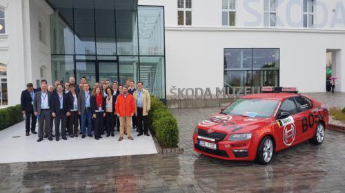 Bosch meeting 2018