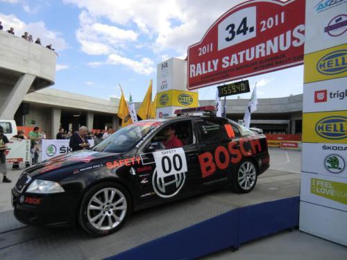 Rally Saturnus 2011