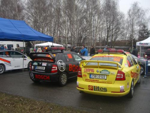 Expo Czech Rally 2010