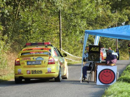 Rally Příbram 2011