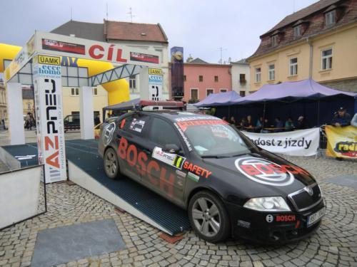 Rally Jeseníky 2012
