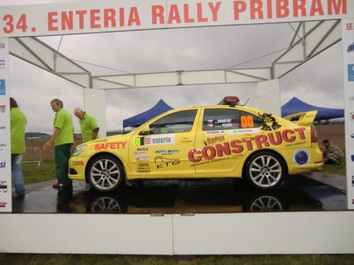 Rally Příbram 2012