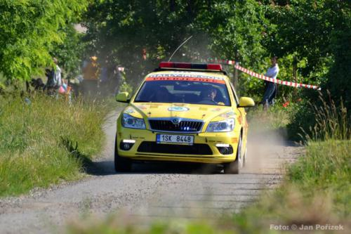 Rally Hustopeče 2011
