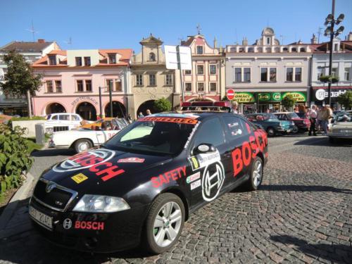 FIVA Oldtimer Rally Bohemia 2015
