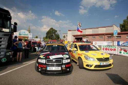 Rally Pačejov 2015