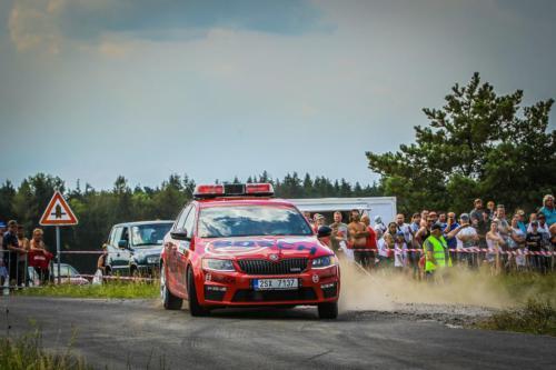 Rally Pačejov 2018
