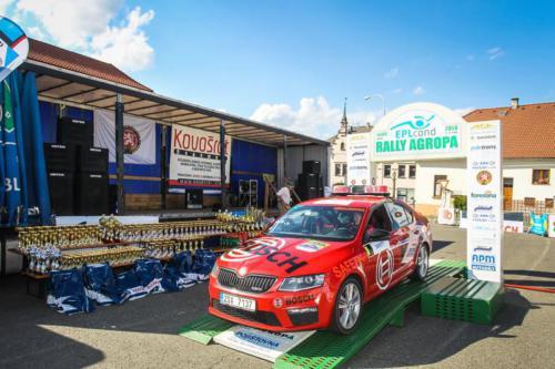 Rally Pačejov 2016