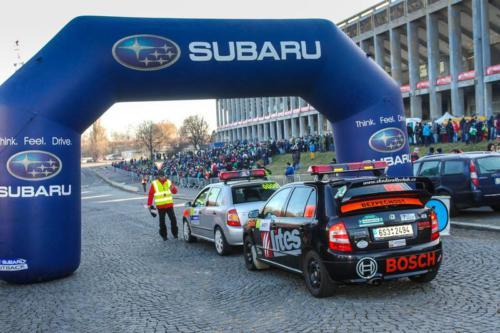 Pražský rallysprint 2016
