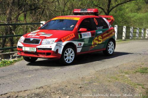 Rally Střela Kralovice 2011