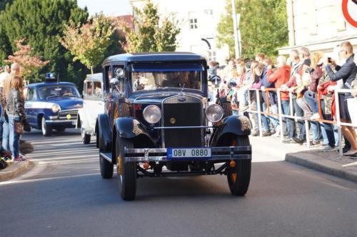 Svatováclavská jízda 2018