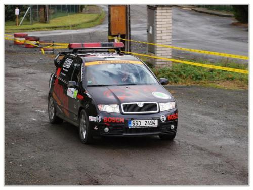 Rally Jeseníky 2011