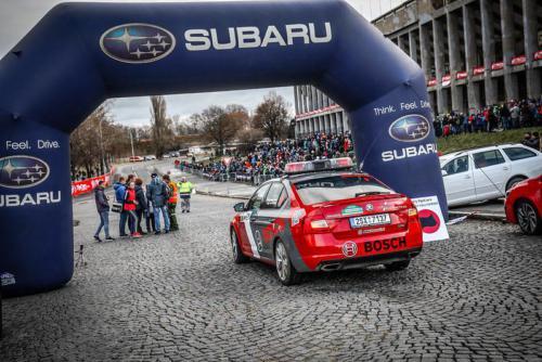 Pražský rallysprint 2019