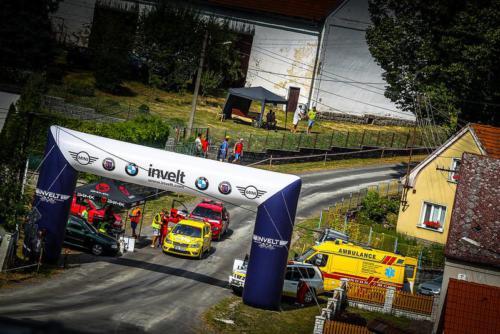 Rally Pačejov 2019