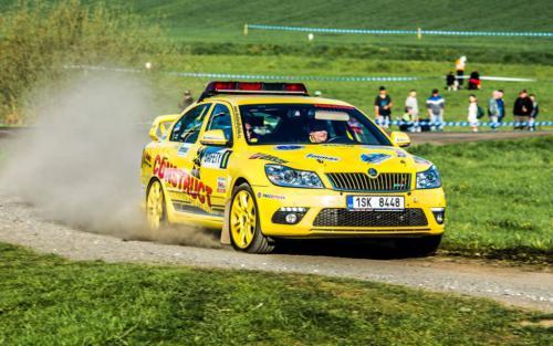 Rallye Šumava 2018